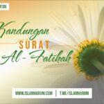 Tafsir Surat Al-Fatihah 2