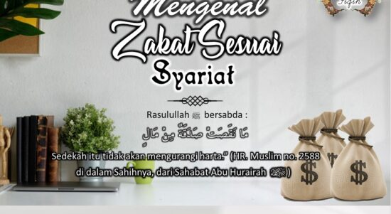 Mengenal Zakat Sesuai Syariat