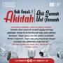 Aqidah Ahlus Sunnah Wal Jamaah