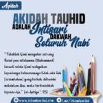Aqidah Tauhid